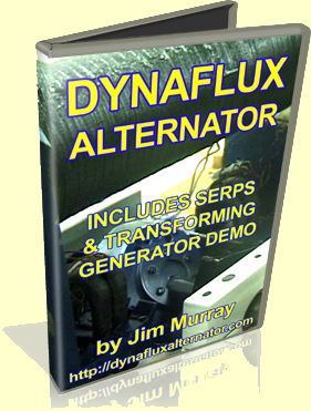 Dynaflux Alternator by Jim Murray
